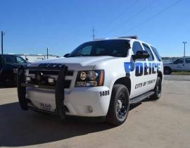 Trinity, TX Police Department
