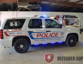 TSTC Waco, TX Police Department - K9 Unit