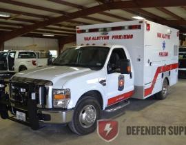 Van Alstyne, TX Fire-EMS Vehicle