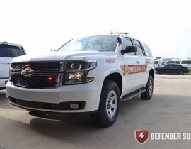 Wall Fire Department Chevy Defender