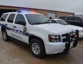 Westover Hills, Tx Police Department