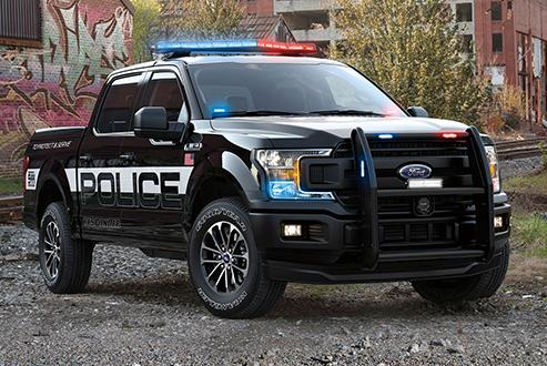 Ford Defender SSV