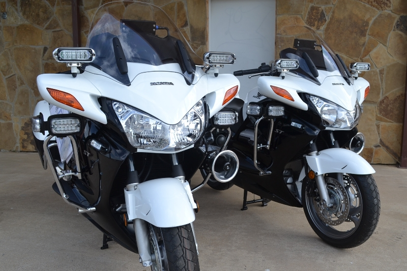 Honda Police Motorcycles For Sale Defendersupply Com
