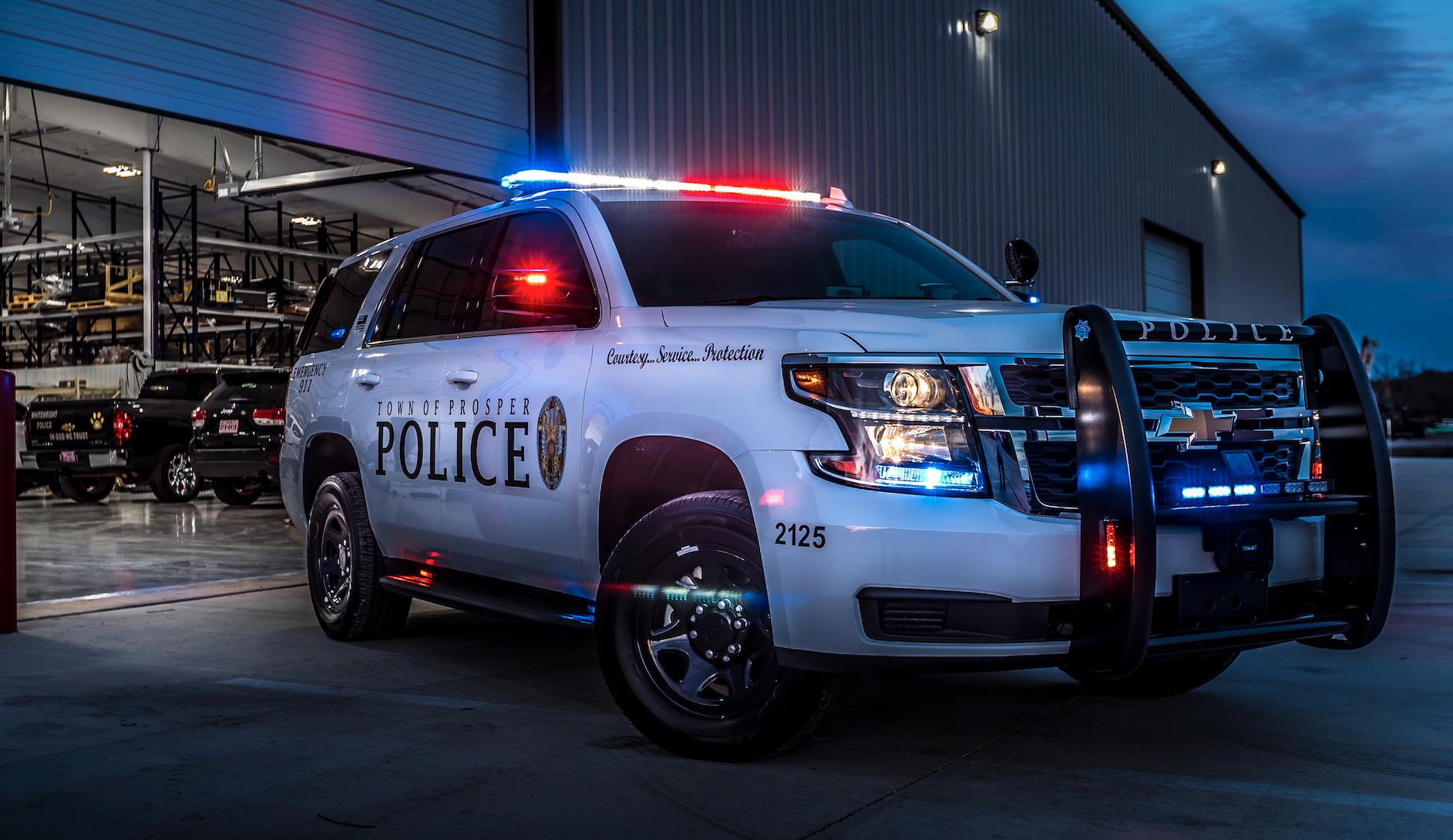 Vehicle Configurator | Build Your Police Vehicle ...