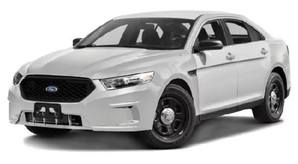 Ford Defender Sedan Interceptor