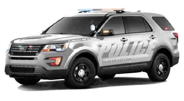 Ford Police Cars | Defender Supply